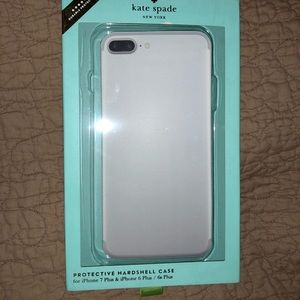 iPhone 7 Plus Kate spade hard shell case